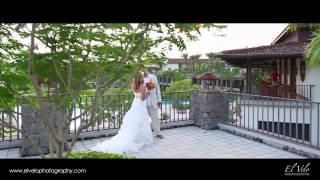 Costa Rica Wedding, JW Marriott, Christina & Timothy