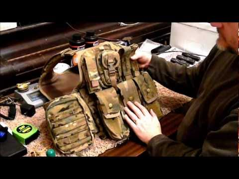 Condor Tactical MultiCam MOPC ~ Modular Operator Plate Carrier  ~ Product Review