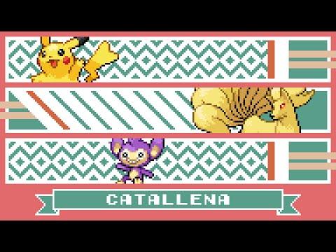Orange Caramel: Catallena (8-bit) - @I_nanaaaa @raina57 @p_Lizzy