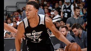 Full Highlights: Miami Heat vs San Antonio Spurs, MGM Resorts NBA Summer League | July 8