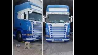 scania r500 v8 project turkey