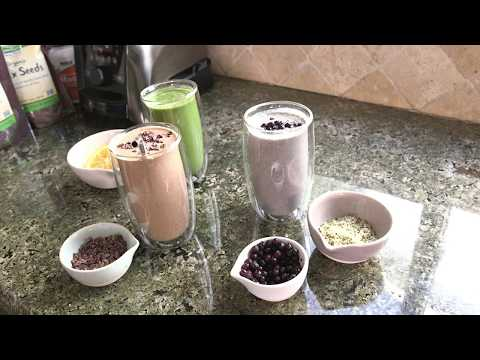 Kelly LeVeque's Favorite Smoothies NOW #BodyLoveNOW50