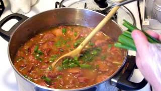 Cajun Red Beans & Rice