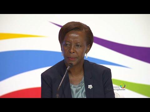 Louise Mushikiwabo nommée à la tête de la Francophonie malgré les critiques