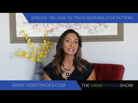 Episode 165: How to Trade Morning Star Pattern - Best Candlestick Patterns - Trading Strategy