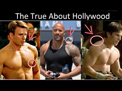 Famous Who Take Steroids But You Didn't Know It [The true about Hollywood]