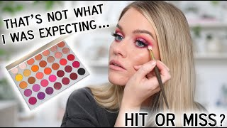 JACLYN HILL X MORPHE VOLUME 2...WORTH IT? | Samantha Ravndahl