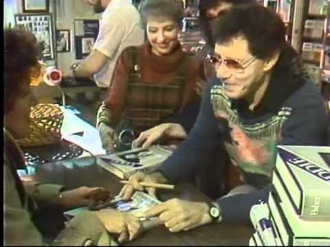 WSTM Channel 3 News - Eddie Fisher Interview - 10/31/81 - Syracuse NY