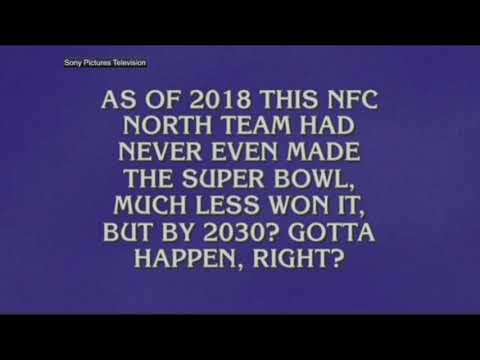 Kobe - Jeopardy rips on the Detroit Lions