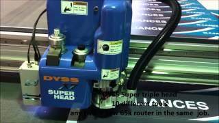 DYSS X7 Cutting 3mm Forex