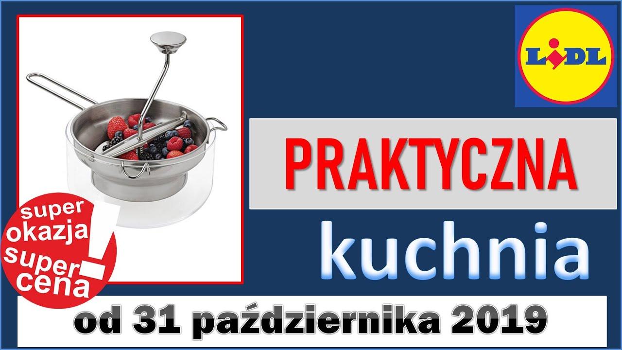 Oferta LIDLA od Czwartku od 31.10.2019 | Praktyczna Kuchnia