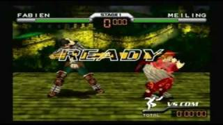 Fighter Destiny 2 - Fabien Playthrough