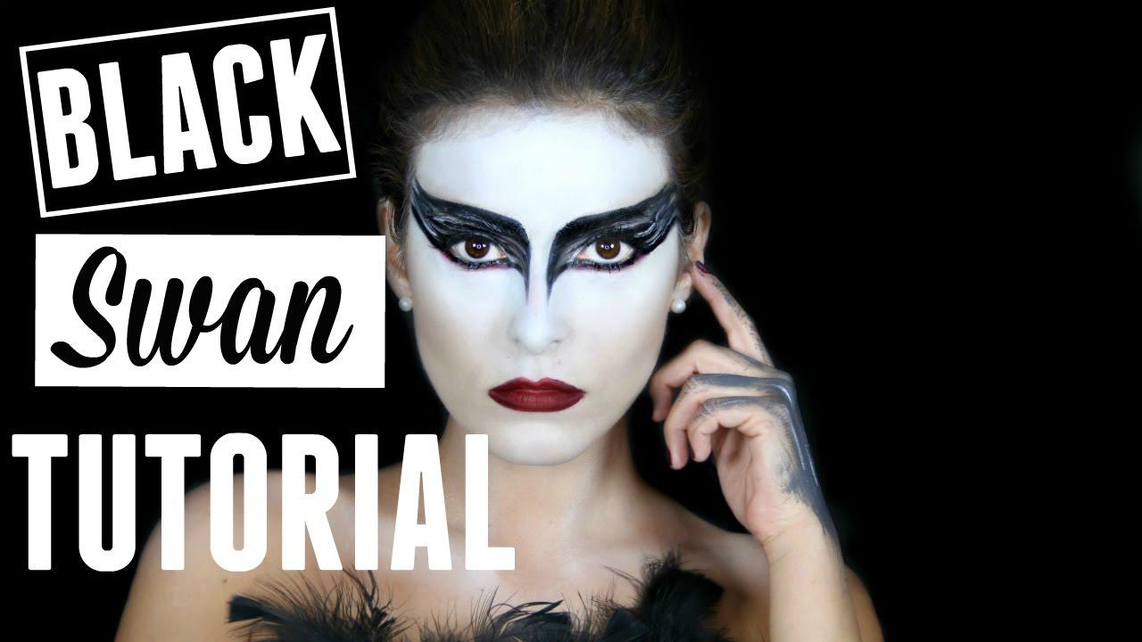 Black swan makeup tutorial by beauty expert nikol johnson.