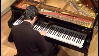 F.Couperin: Pieces de clavecin troisieme livre Ordre  No.13(Ichiro Kaneko)