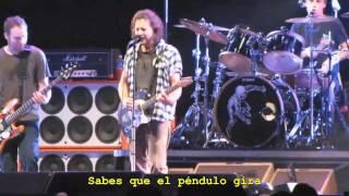 Pearl Jam - Undone - Subtitulado en español