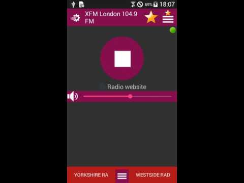 United Kingdom radio stations apps