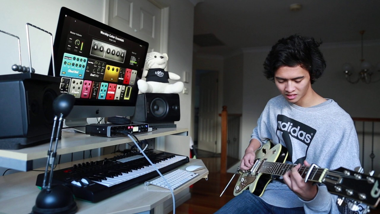 That Worship Sound 'Worship Guitar Essentials' Freeze Mode Demo By Jemmuel  Magtibay