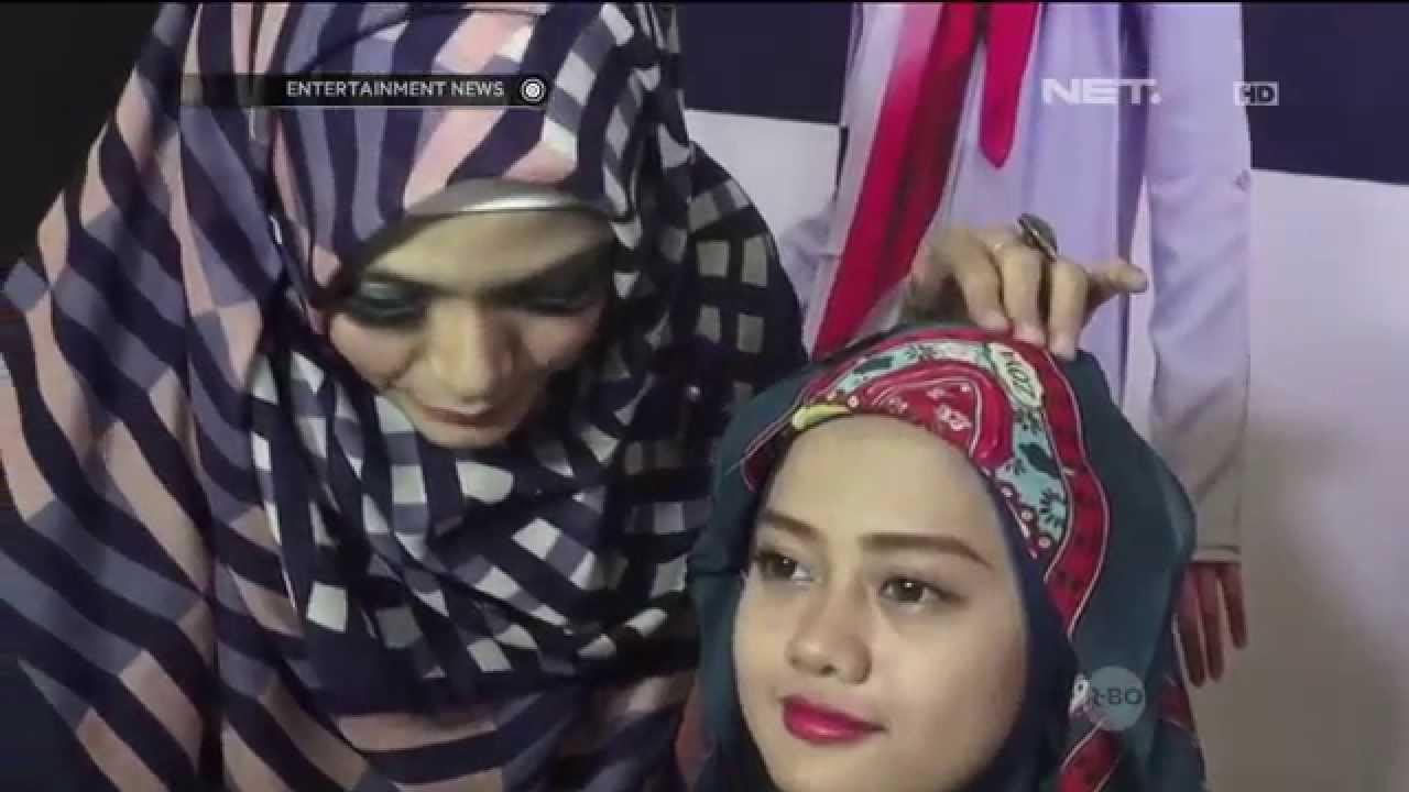 Yuk Cobain Tutorial Hijab Ala Lula Kamal YouTube