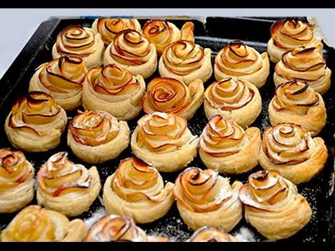 Быстрые рецепты - Творожное печенье Розочка с безе - Идеи на Новый год