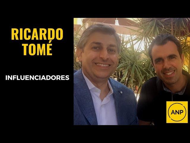 #33 Ricardo Tomé sem segredos fala sobre FIGURAS PÚBLICAS e INFLUENCIADORES