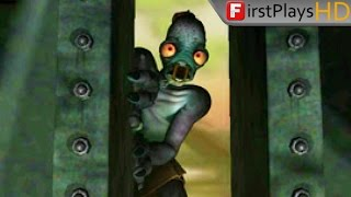 Oddworld: Abe's Oddysee (2001) - PC Gameplay Windows 7 / Win 7
