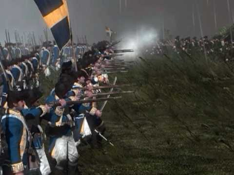 The Total War Movie: Sweden vs. Russia - YouTube