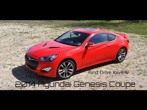 2014 Hyundai Genesis Coupe 3.8 V6 Road Test Review