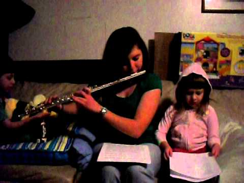 12 Days of Christmas on Flute