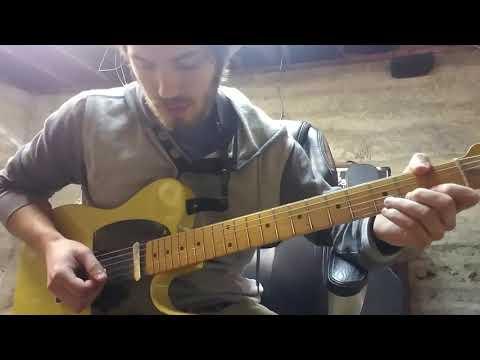 Subterranean Homesick Alien Guitar Lesson  Radiohead