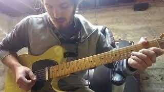 Subterranean Homesick Alien Guitar Lesson - Radiohead