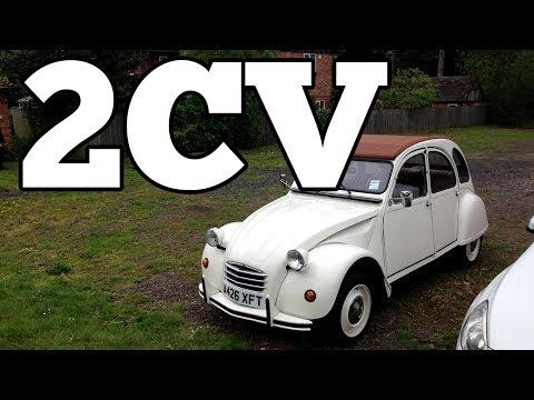 1983 Citroen 2CV: Regular Car Reviews