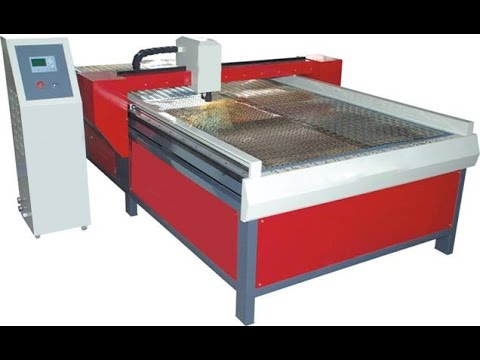 Made in China CNC plasma cutting machine for sale by cutting1mm rolls sheets