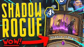 METABREAKING New Rogue Archetype?! MINDBLOWING - Hearthstone
