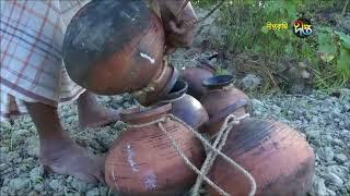 বিখ্যাত যশোরের খেজুর গুড় তৈরী হয় যেভাবে - Date Palm Candy of Bangladesh