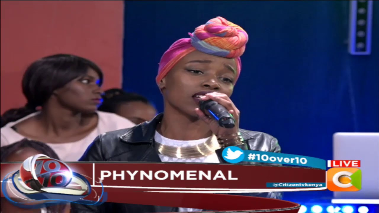The Beautiful Phynomenal Is Back With A Fresh New Song On 10over10