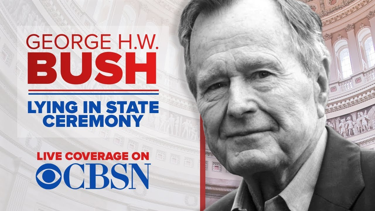 George W. Bush finally steps onto the right side of history (opinion ...