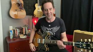 Billy mini lesson (famous riffs)