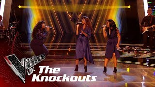 Equip To Overcome's 'When Love Takes Over' | The Knockouts | The Voice UK 2019