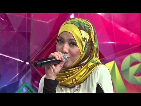 MeleTOP - Shila Hamzah 'Cinta Hati' [26.11.2013] (Persembahan LIVE)