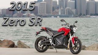2015 Zero SR | First Ride