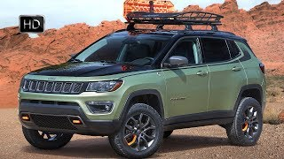 Jeep Trailpass  2017 Moab Easter Jeep Safari Concept Exterior Interior Design HD