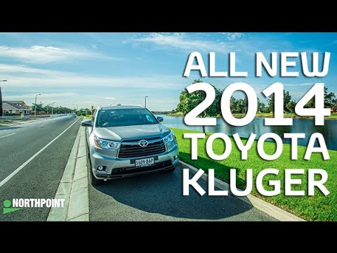 All New 2014 Toyota Kluger Review - Northpoint Toyota