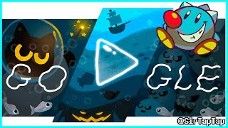 Let's Play Google Doodle Halloween 2020   Mage Cat Is Back!