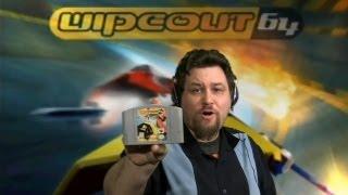WipeOut 64 (N64) - Croooow Plays