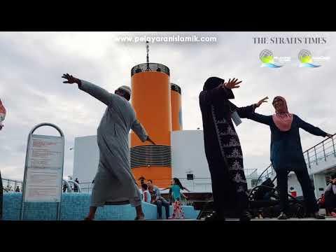 Singapore New Straits Times coverage IslamiCruise 25.0