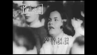 1964 Girls Screaming for The Beatles