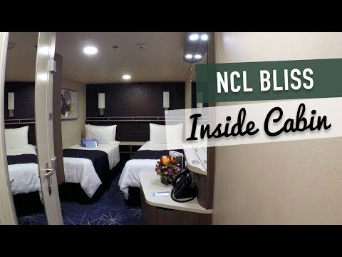Norwegian Bliss Family Inside Stateroom