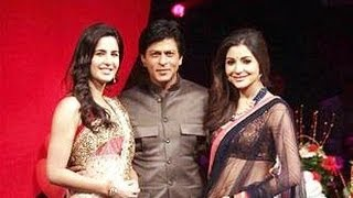 SRK, Katrina and Anushka on