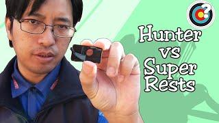 Archery   Hunter Rests vs Super Rests