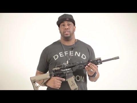 My AR-15 Story: Why I Needed My AR-15